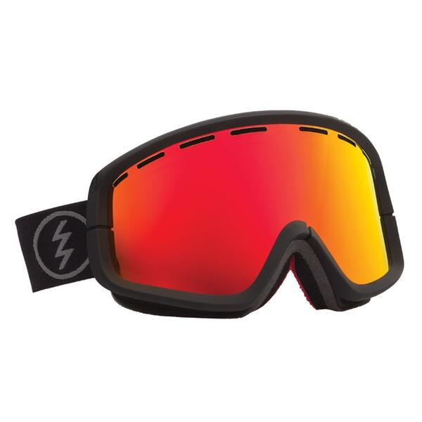Electric EGB2 Snow Goggles with Bronze/Red Chrome Lens