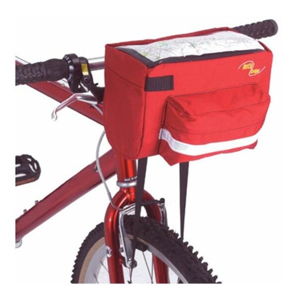Inertia Designs Navigator Handle Bar Bag