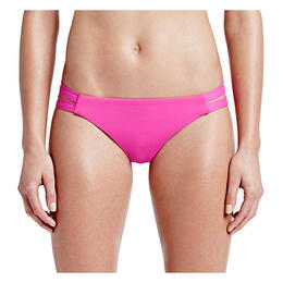 Hurley Women's One And Only Strap Bikini Bo