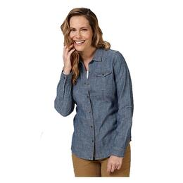 Royal Robbins Women's Cheyenne Chambray