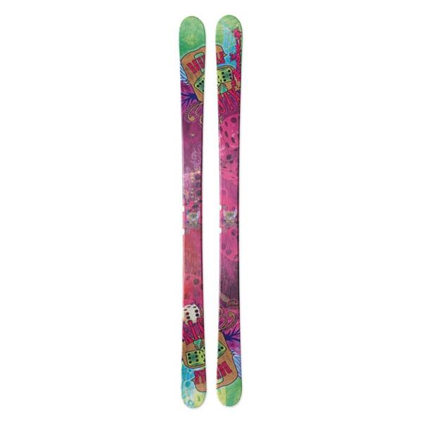 Nordica Men's Double Six Park Skis '12 - Flat