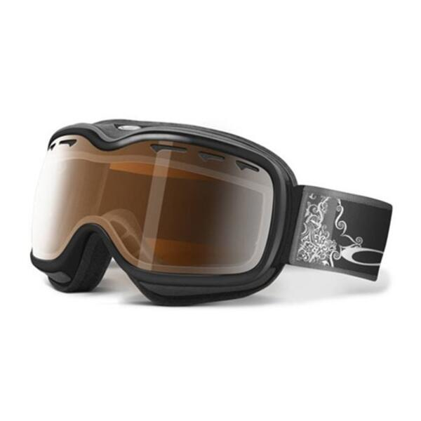 Oakley Stockholm Goggles with Black Iridium Lens