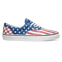 Vans Men's Era Stars & Stripes Casual Shoes