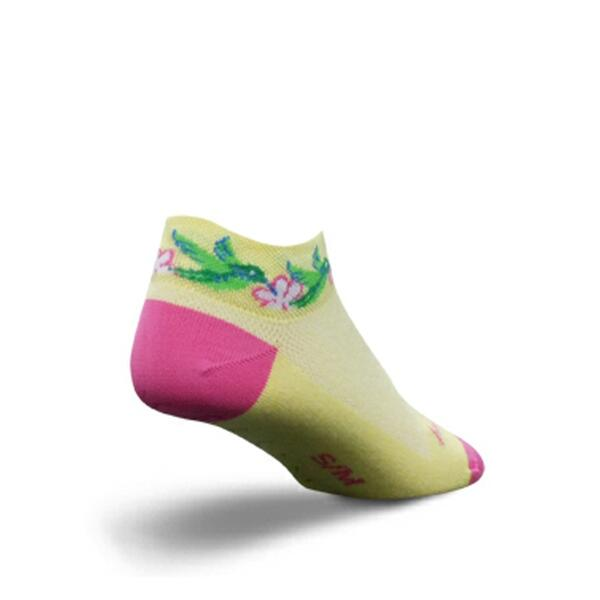 Sock Guy Women's Hummingbird Cycling Socks