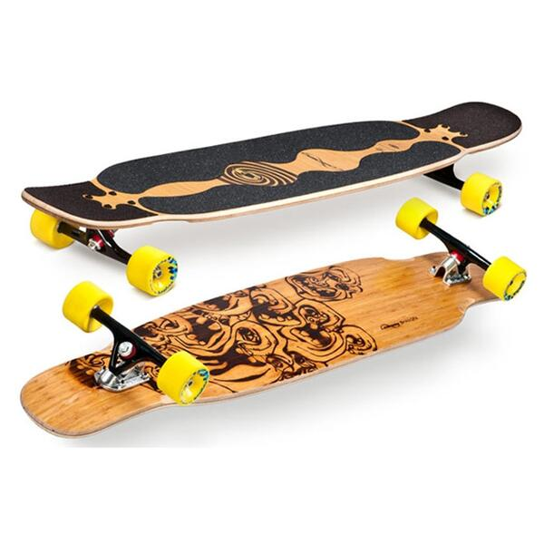 Loaded Boards Bhangra Flex 1 Complete Longboard