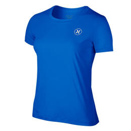 Hurley Women's Dri Fit Icon Surf Shirt