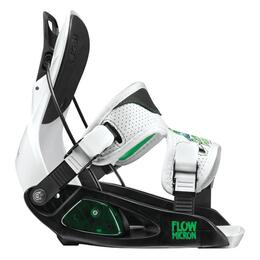 Flow Kids Micron Snowboard Bindings '15