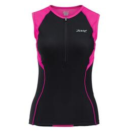 Zoot Sports Women's Active Tri Mesh Tank Triathlon Top