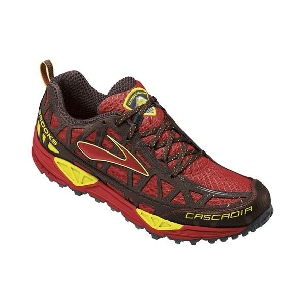 Brooks Men's Cascadia 8 Trail Running Shoes