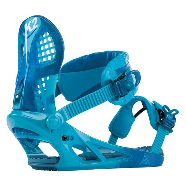 K2 Men's Hurrithane Snowboard Bindings '13