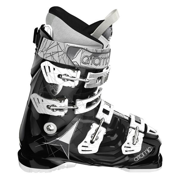 Atomic Women's Hawx 80 W All Mountain Ski Boots '14