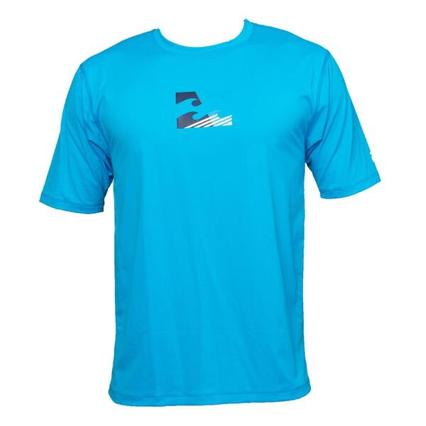 Billabong Men's Chronicle Slice Short Sleeve Surf Tee
