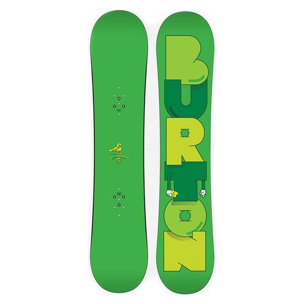Burton Youth Super Hero Smalls Snowboard '13