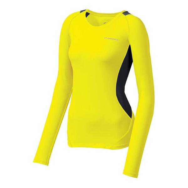 Brooks Women's Nightlife Equilibrium Long Sleeve Run Top