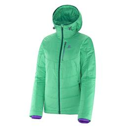 Salomon Women's Insulated Hoodie Jacket