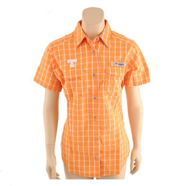 Columbia Sportswear Tenn Super Bonehead Short Sleeve Shirt