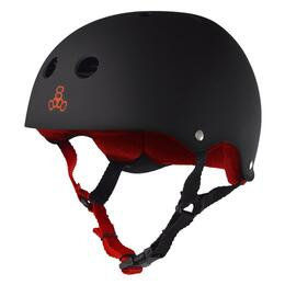 Triple Eight The Heed XXL Brainsaver Rubber Skate Helmet