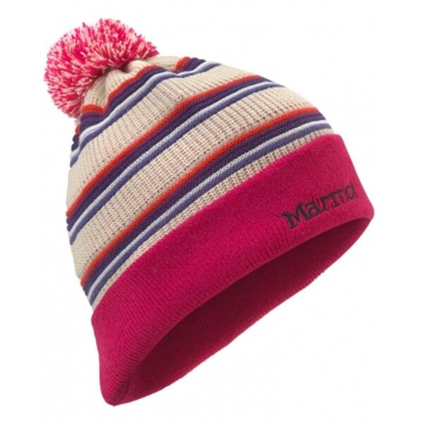 Marmot Women's Stripey Pom Hat