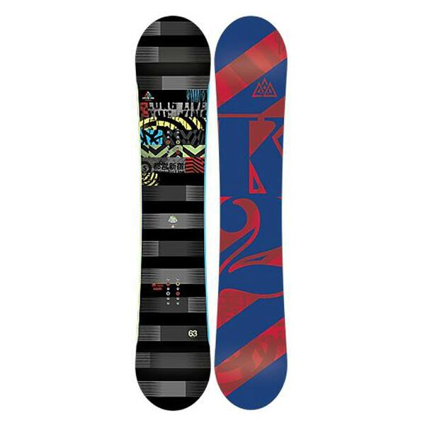 K2 Men's Lifelike Wide Snowboard '13