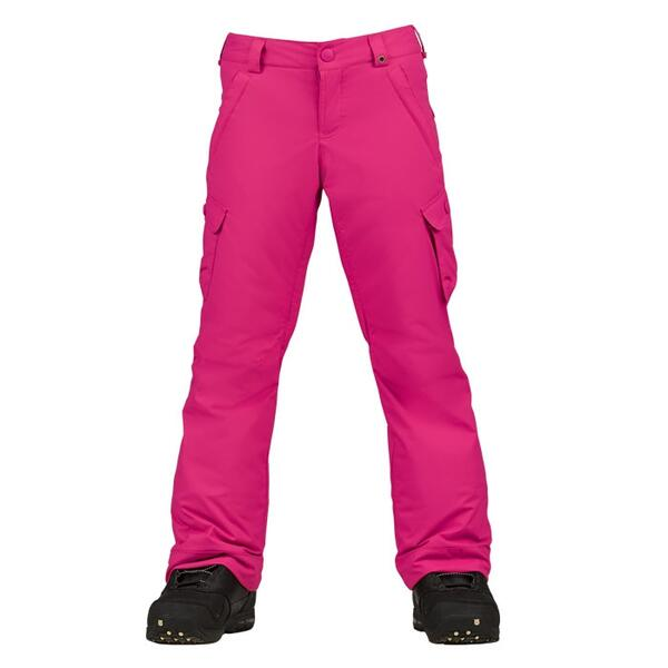 Burton Girl's Elite Insulated Cargo Pants