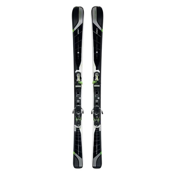Elan Men's Amphibio Waveflex 82 XTi Fusion Skis with ELX 12.0 Fusion Bindings '13