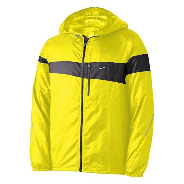 Brooks Men's Nightlife Lsd Lite Jacket