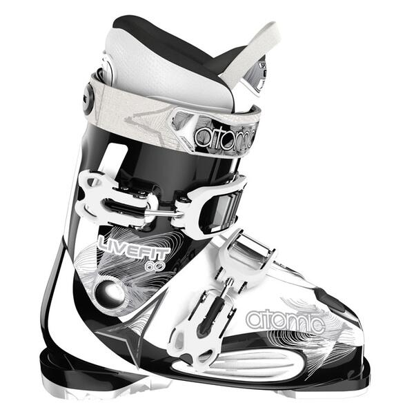 Atomic Women's Livefit 60 W All Mountain Ski Boots '14