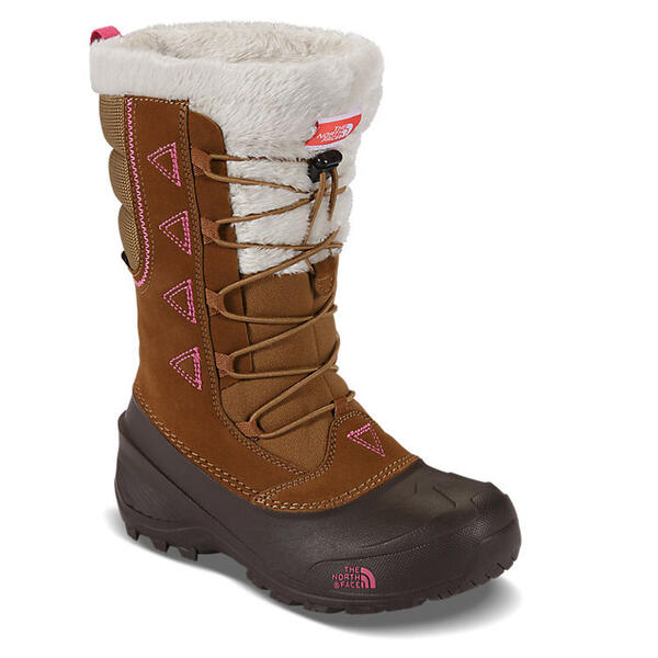 The North Face Girl's Shellista Lace II Apr