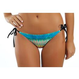 Hurley Jr. Girl's Stagger Tie Side Bikini Bottoms