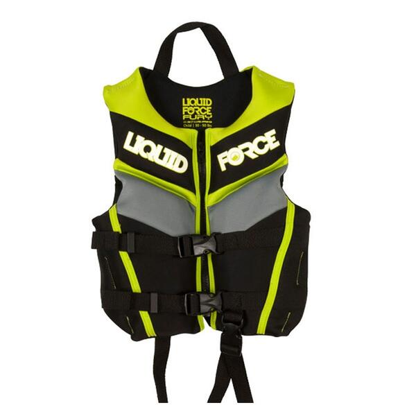 Liquid Force Fury Child  USCGA Wakeboard Vest