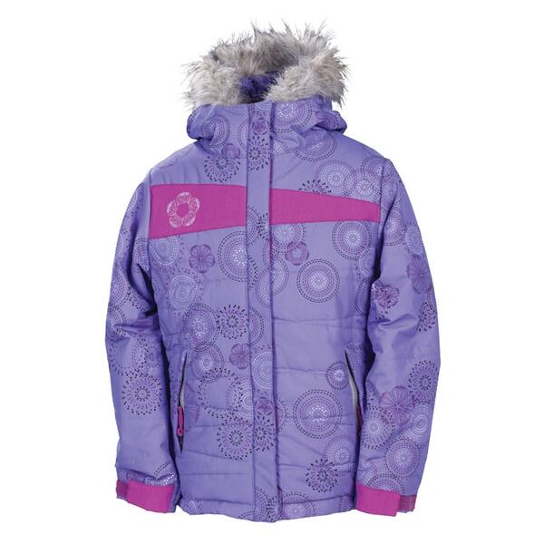 686 Girl's Gidget Puffy Snowboard Jacket