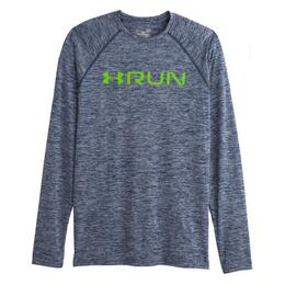 Under Armour Men's Run Long Sleeve Tee Shirt