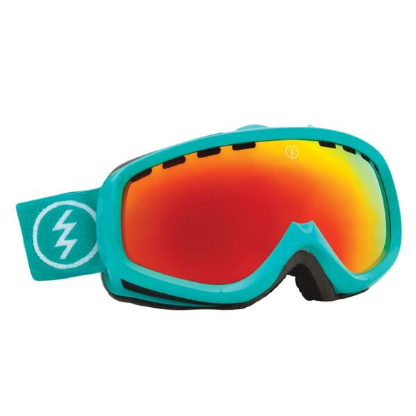 Electric Youth EGK Snow Goggles with Bronze/Red Chrome Lens