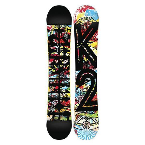 K2 Men's Parkstar Wide Snowboard '13