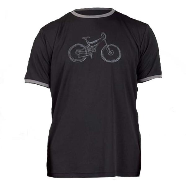 Zoic Men's Cycle Tee Mtb Jersey