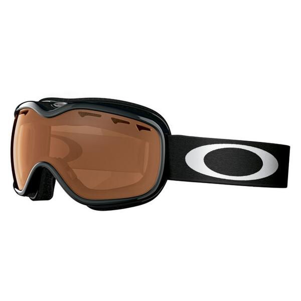Oakley Women's Stockholm Snow Goggles with Persimmon Lens