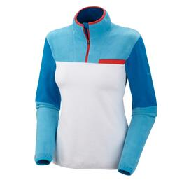 Columbia Sportswear Women's Crosslight 1/2 Zip T-Neck