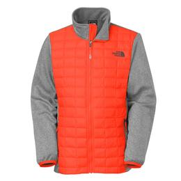 The North Face Boy's Thermoball Hybrid Jacket