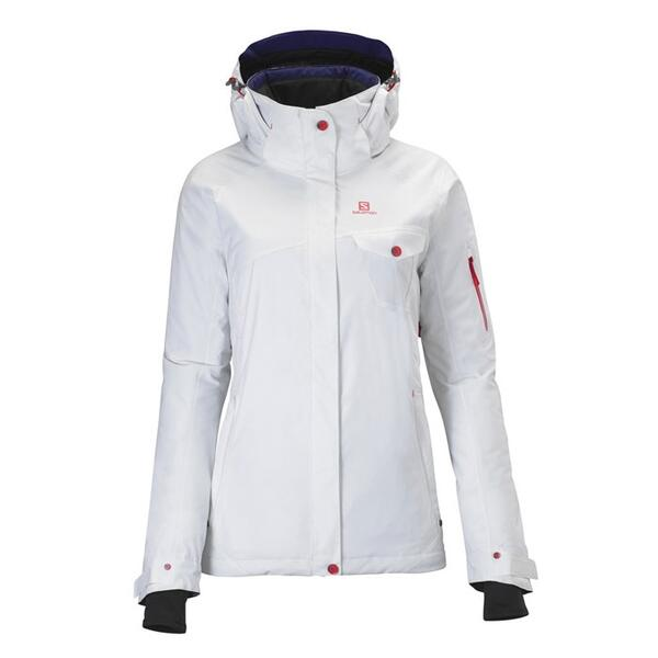 Salomon Women's Contest Insulated Ski Jacket
