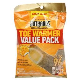 Heatmax Toastie Toes 6-Pack