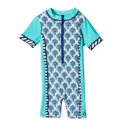 Cabana Life Infant Coastal Crush Onesie