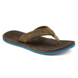 Sperry Men's Sharktooth Thong Casual Sandals