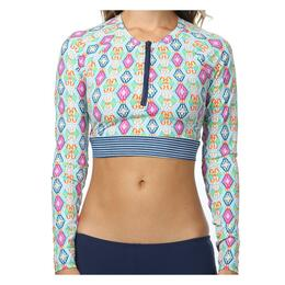 Sperry Top-sider Women's Trading Post Rashguard