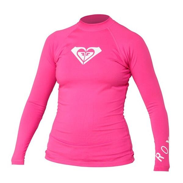 Roxy Jr. Girl's Whole Hearted Ls Rashguard