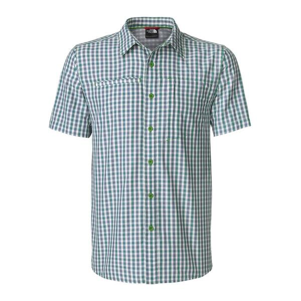 The North Face Men's Short Sleeve Cubar Woven Shirt