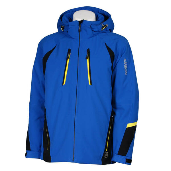 Karbon Men's Chromium Insulated Jacket
