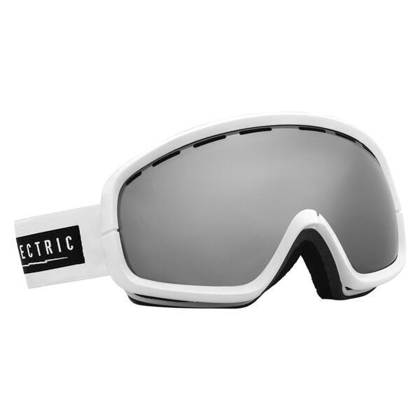 Electric EGB2S Snow Goggles with Bronze/Silver Chrome Lens