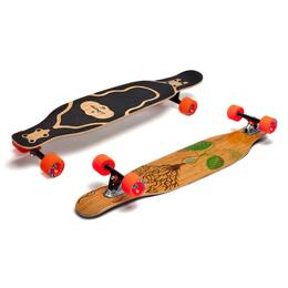 Loaded Boards Fattail Flex 2 Complete Longboard