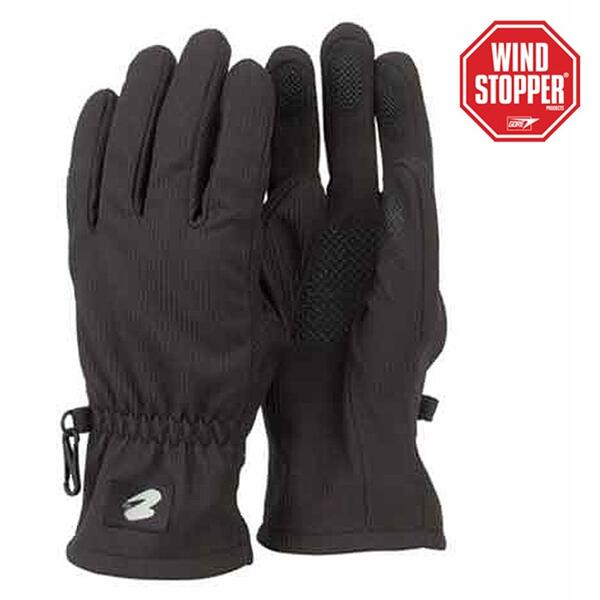 Manzella Women's WSLW-10 Silk WINDSTOPPER® Glove