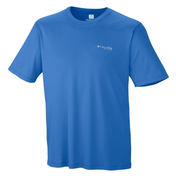 Columbia Sportswear Men's Pfg Zero Rules Short Sleeve Shirt